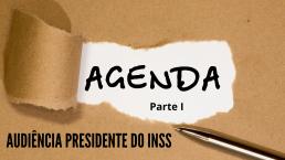 Agenda presidente INSS